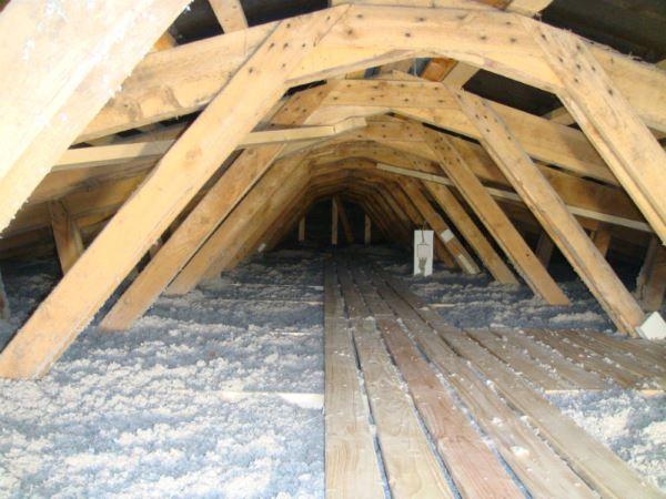 Isolering af lofter Herning, Viborg, Silkeborg, Ikast, Brande mm.